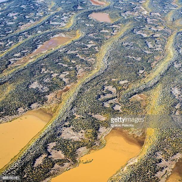 Lake Eyre Aerial Image