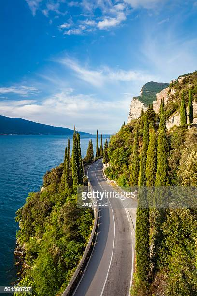 Lake Garda at sunrise