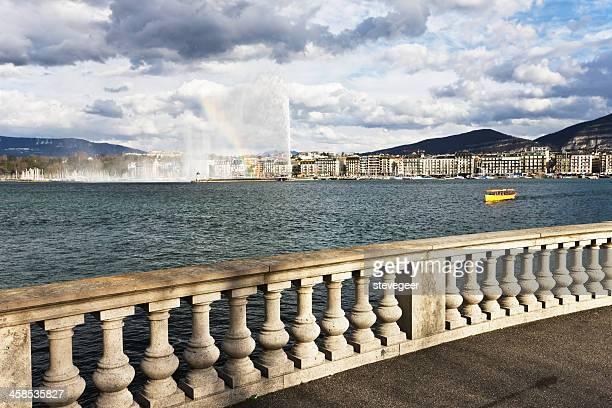 Lake Geneva Wahrzeichen