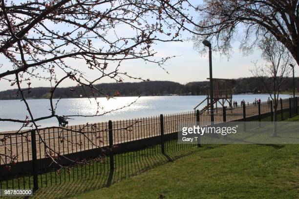 lake geneva, wisconsin - howard,_wisconsin stock pictures, royalty-free photos & images