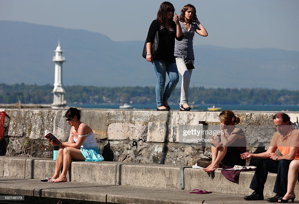 Geneva- Places To Visit : News Photo