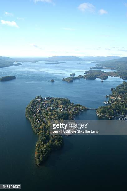 lake george bolton landing - lake george new york stock pictures, royalty-free photos & images