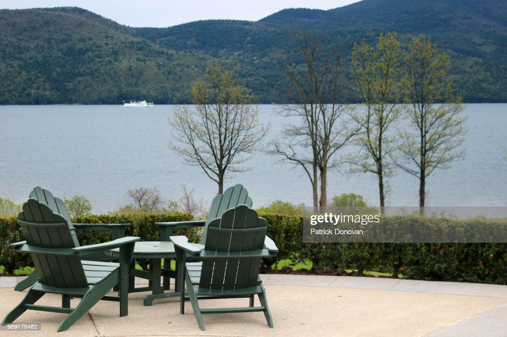 Lake George, New York, USA : Stock Photo