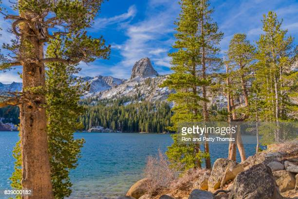 Lake Geroge Califorian Sierra Nevada at Mammoth Lakes, CA