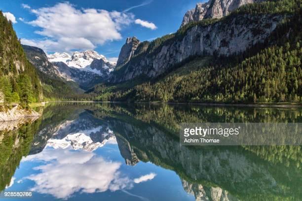 Lake Gosausee, Upper Austria, Europe