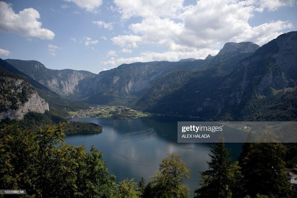 DOUNIAMAG-AUSTRIA-ANTHROPOLOGY-ARCHEOLOGY-TOURISM-HERITAGE-MININ : News Photo