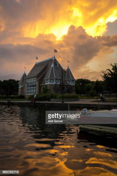 lake harriet - harriet stock photos and pictures