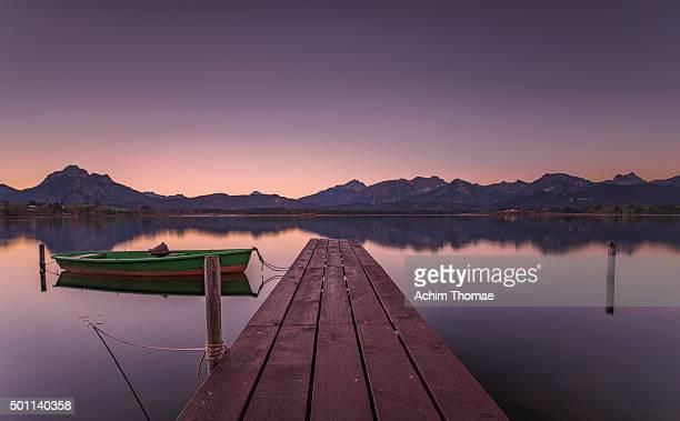 lake hopfensee - achim thomae stock-fotos und bilder