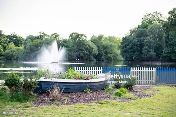 Lake in Victoria Park
