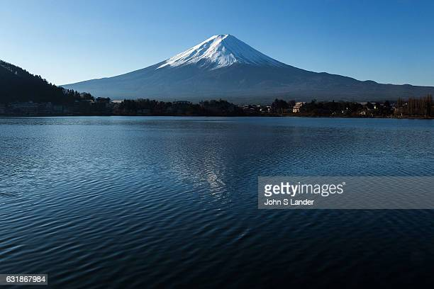 Lake Kawaguchi or Kawaguchiko is one of the most easily accessible of the Fuji Five Lakes because it has train connections to Tokyo Besides being a...