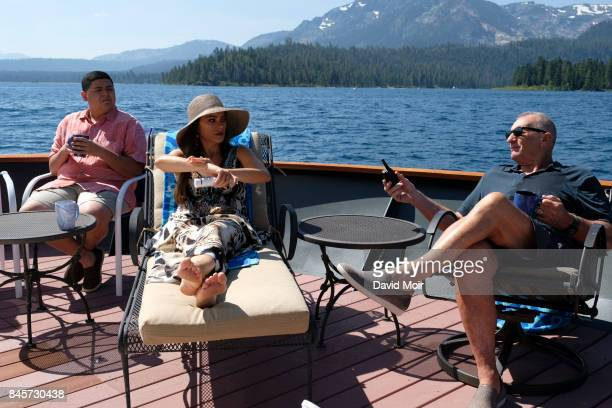 FAMILY 'Lake Life' In the season premiere Jay forces the family to take their family vacation on a houseboat on a lake in an effort to create...