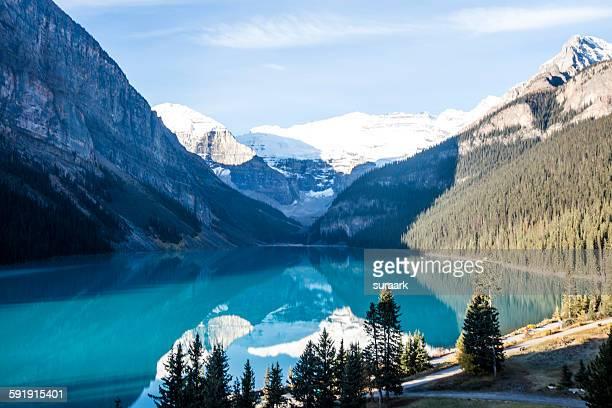 Lake Louise, Canadian Rockies, Alberta, Canada