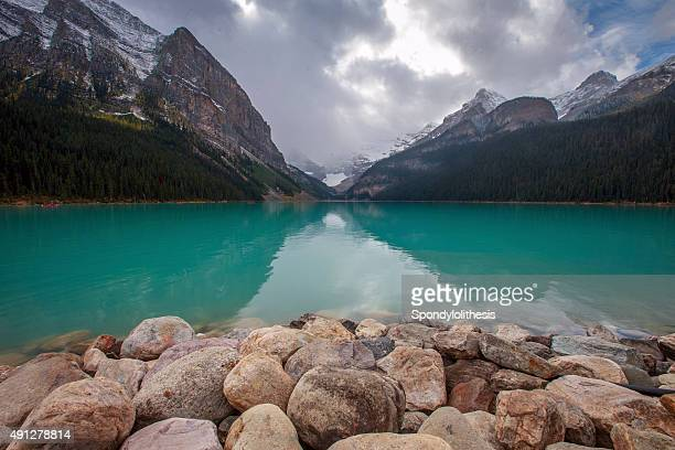 Lake Louise in Banff National Park