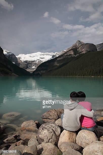 Lake Louise in Canadian Rockies