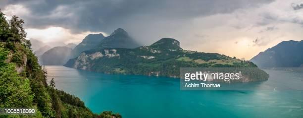 Lake Lucern, Switzerland, Europe