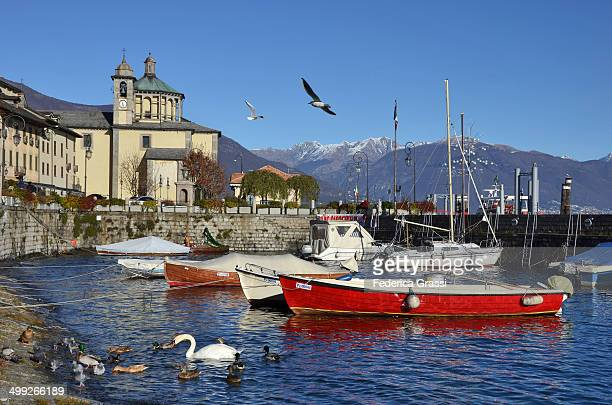 Lake Maggiore has a nice climate all year round, even in December there are sunny days and people can enjoy the sight of colorful boats and a number...