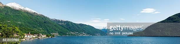 Lago Maggiore in Italien – panorama