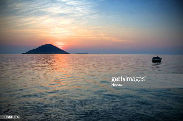 Lake Malawi (Malawi) - Monkey Bay at Cape Maclear