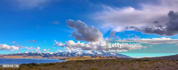 Lake Manasarovar Mountains