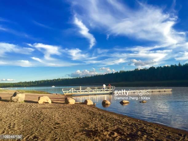 lake mary@arizona - mary lake stock photos and pictures