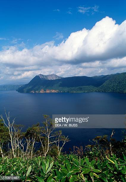 Lake Mashu Akan National Park Hokkaido Japan