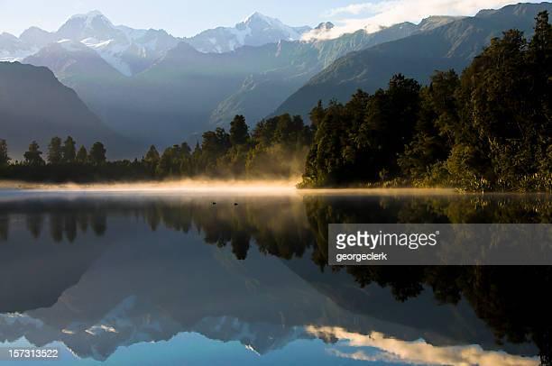 Lake Matheson Dawn
