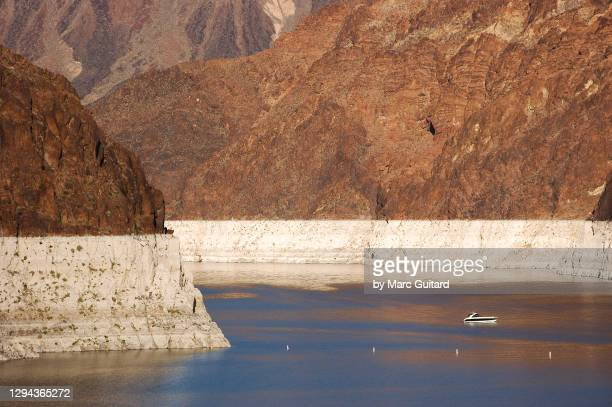lake mead, nevada, usa - nevada stock pictures, royalty-free photos & images