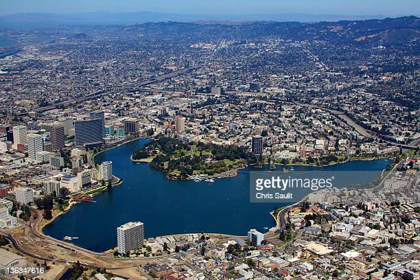 lake merritt - oakland california stock pictures, royalty-free photos & images
