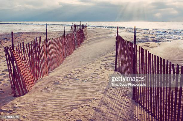 lake michigan beach - north avenue beach stock pictures, royalty-free photos & images