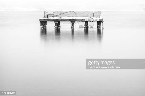 lake monotone - sursly stock pictures, royalty-free photos & images