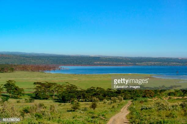 Lake Nakuru Nakuru Great Rift Valley Kenya
