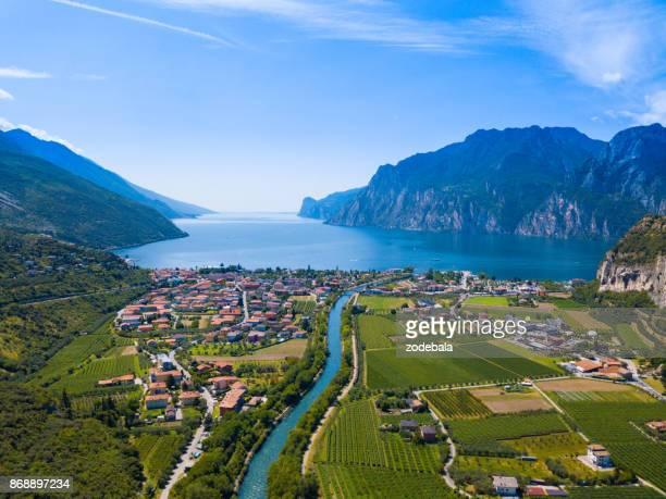 Gardasee, Trentino, Italien