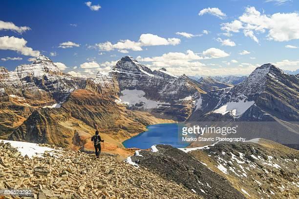 Lake O'Hara Alpine Hiking