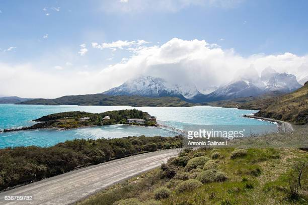 Lake Pehoe and Torres del Paine Puerto Natales Chile