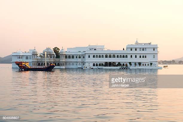 Lake Pichola Hotel, Udaipur, India