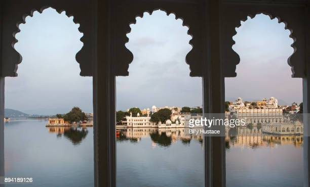 Lake Pichola, on the banks of Udaipur city, in the Indian state of Rajasthan, is an artificial fresh water lake, created in the year 1362 AD.