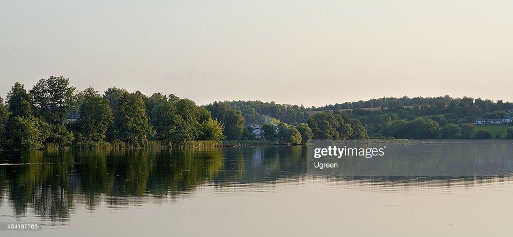 Lago : Foto de stock