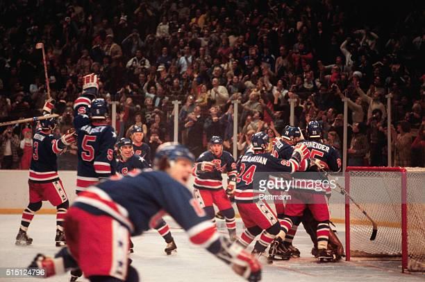 US hockey team wins gold at Lake Placid 1980