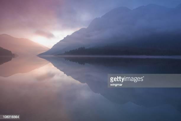 lake plansee, tirol, Österreich