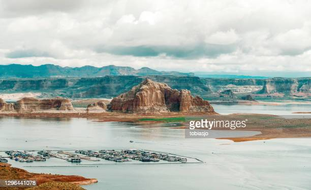lake powell - utah stock pictures, royalty-free photos & images