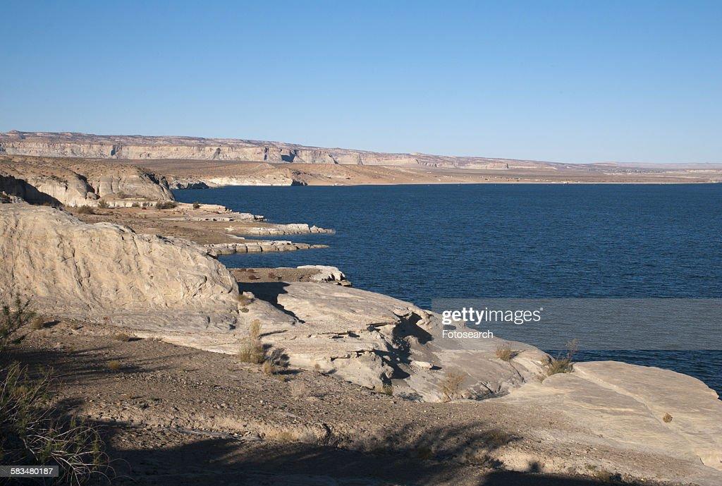 Lake Powell : Stock Photo