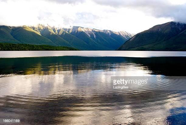 Lake Rotoiti, Nelson Lakes National Park, NZ
