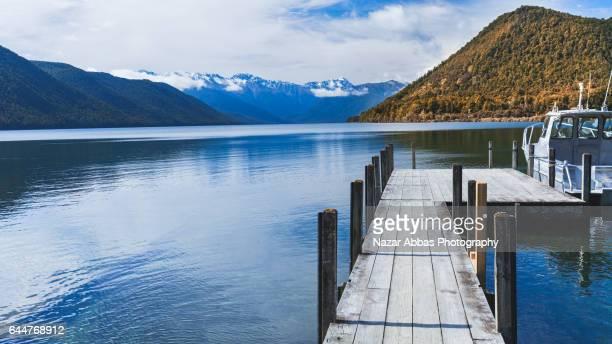 Lake Rotoroa.