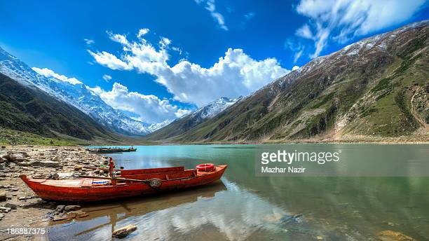 Lake Saif-ul-Malook, Kaghan Valley ,KPK, Pakistan.