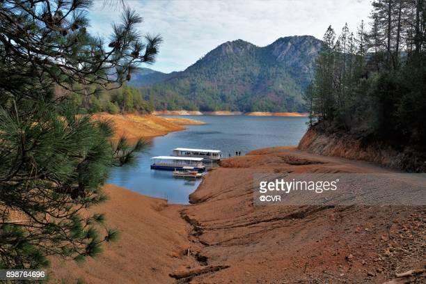 Lake Shasta Natural landmark