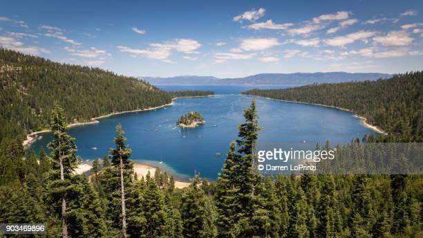 lake tahoe california / nevada - lake tahoe stock photos and pictures