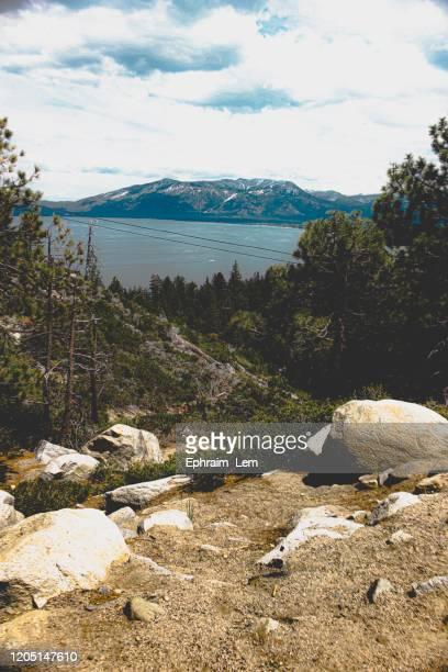 lake tahoe - ephraim lem stock pictures, royalty-free photos & images