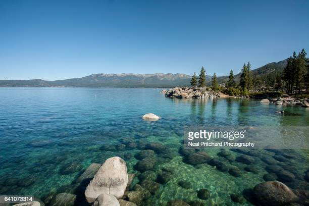 lake tahoe - lake tahoe stock photos and pictures