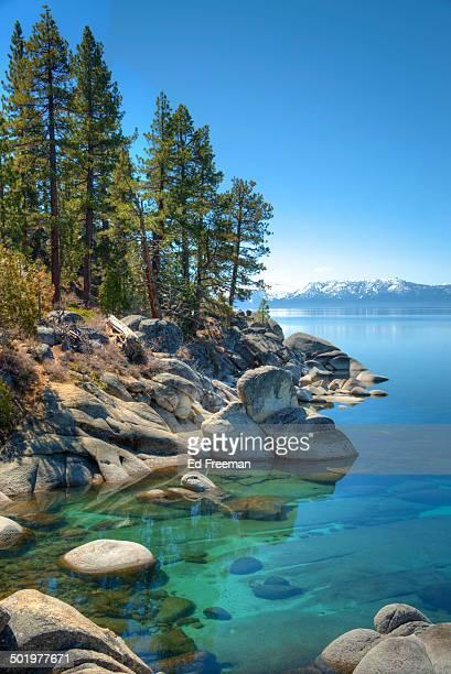Lake Tahoe, The Rugged North Shore