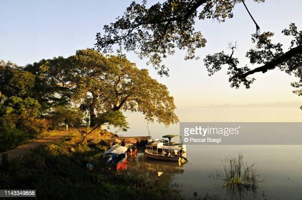Lake Tana early in the morning, Bahir Dar, Ethiopia